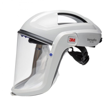 3M Versaflo M-207 Helmet with Flame Resistant Face Shield