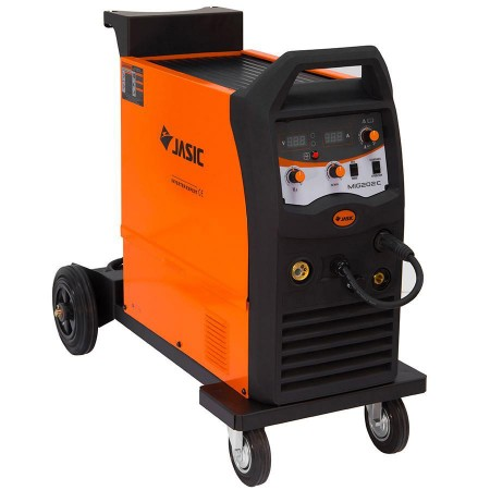 Jasic Mig 202 Compact Inverter Package