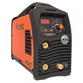 Jasic Tig 200P AC/DC Compact Inverter Package