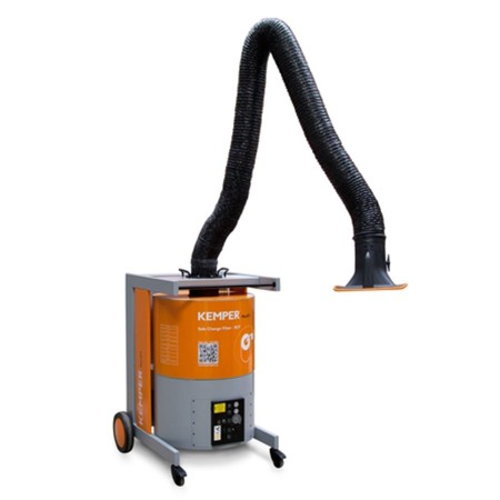 Kemper Maxifil Clean Mobile Welding Fume Extraction Unit