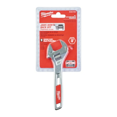 Milwaukee 150mm Adj Wrench-1pc