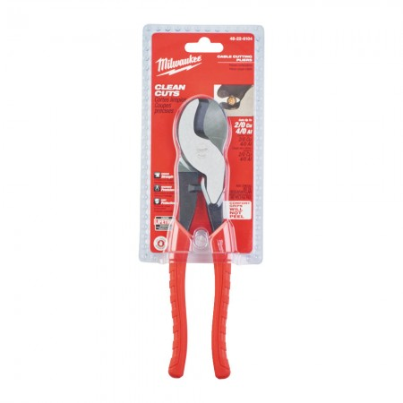 Milwaukee Cable Cutting Pliers-1pc