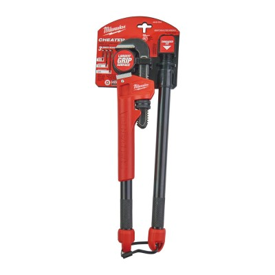 Milwaukee Steel Pipe Wrench Cheater-1pc