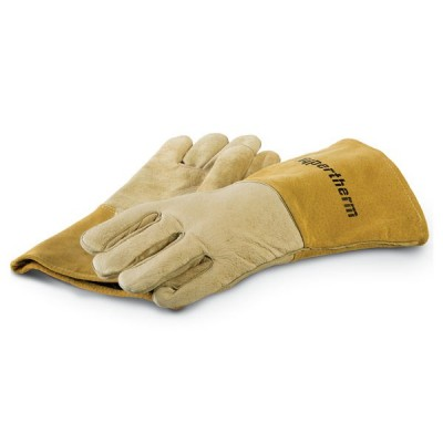 Leather Cutting Gloves (one size)