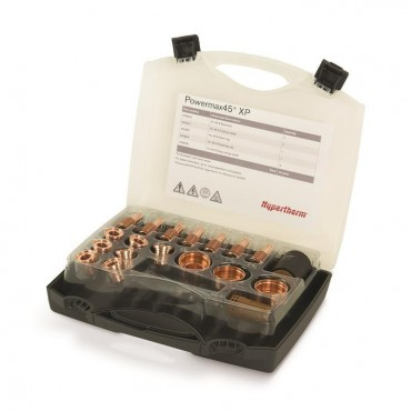 Hypertherm Powermax 45 XP Torch Consumable Kit