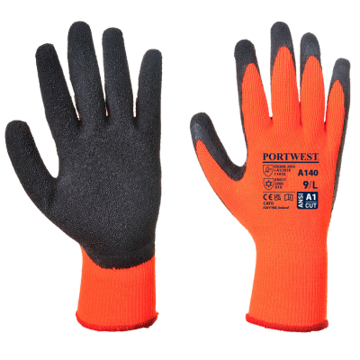 Thermal Grip Glove - Latex
