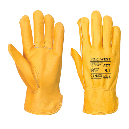 Lined Driver Glove