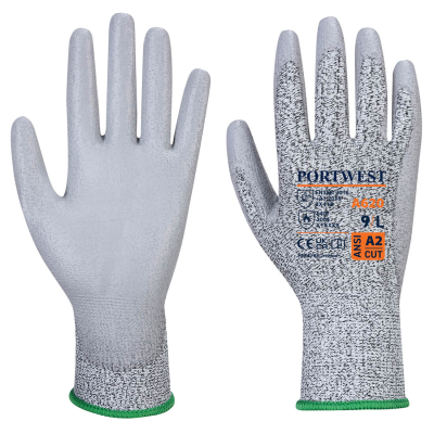 LR Cut PU Palm Glove