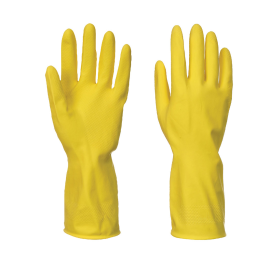 Household Latex Gloves (240 Pairs)
