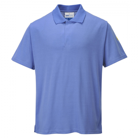Anti-Static ESD Polo Shirt