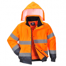 HI-Vis 2-in-1 Jacket