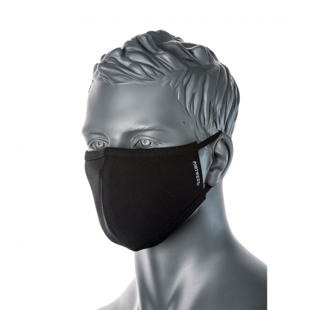 2 Ply Fabric Face Mask (Pk25)