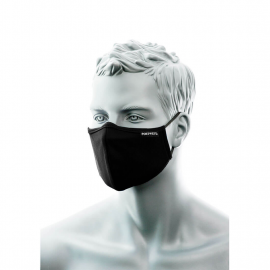 2-Ply Anti-Microbial Fabric Face Mask with Nose Band (Pk25)