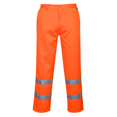 Hi-Vis Poly-cotton Trousers