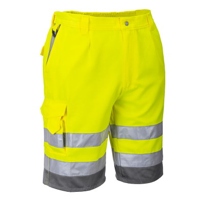 Hi-Vis Poly-cotton Shorts
