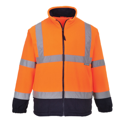 Hi-Vis Two Tone Fleece