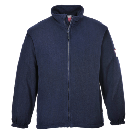Flame Resistant Anti Static Fleece