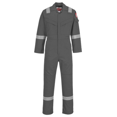 Flame Resistant Anti-Static Coverall 350g