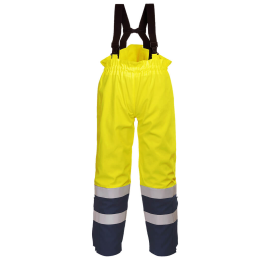 Bizflame Multi Arc Hi-Vis Trouser