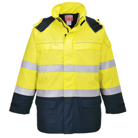Bizflame Multi Arc Hi-Vis Jacket