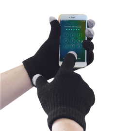 Touchscreen Knit Glove