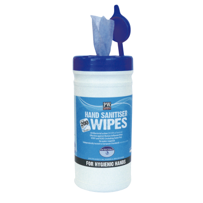 Hand Sanitiser Wipes (200 Wipes)
