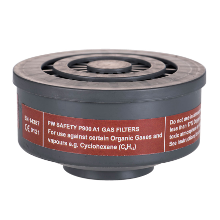 A1 Gas Filter Special Thread Connection