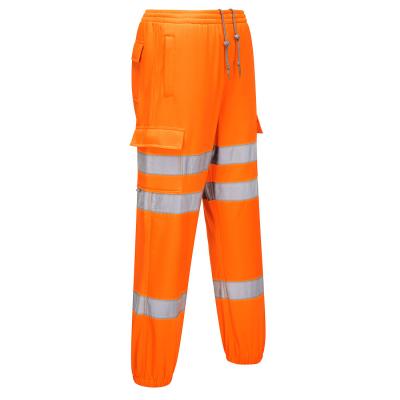 Hi-Vis Jogging Bottoms