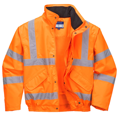 Hi-Vis Breathable Mesh Lined Jacket