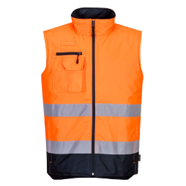 Hi-Vis Two Tone Bodywarmer