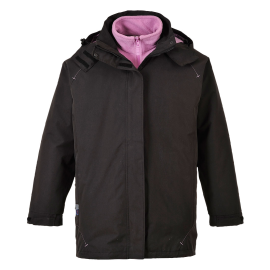 Elgin 3 in 1 Ladies Jacket