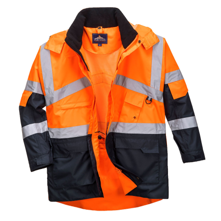 Hi-Vis 2-Tone Breathable Jacket
