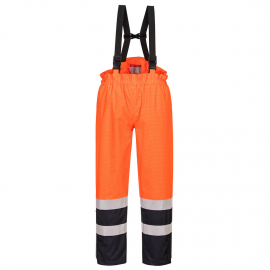 Bizflame Rain Hi-Vis Multi-Protection Trouser