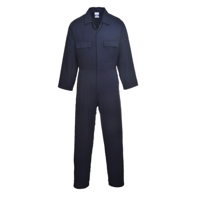 Euro Work Cotton Coverall