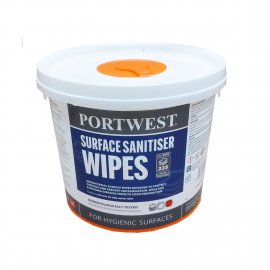 Surface Sanitiser Wipes (225 Wipes)