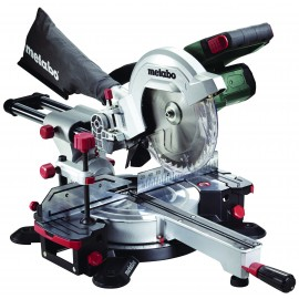 METABO KGS18LTX (BODY) 18vSlide mitre saw - 190mm Body only - No battery, charger or case No load speed: 4200rpm Depth of cut: 65mm