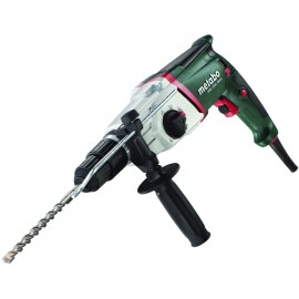 METABO UHE2450 240v3 function hammer - SDS plus 720 Watt Variable speed Max in concrete: 24mm Carry case
