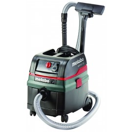 METABO ASR25LSC 240vL class dust extractor 1400 Watt Single speed Capacity: 25 litres