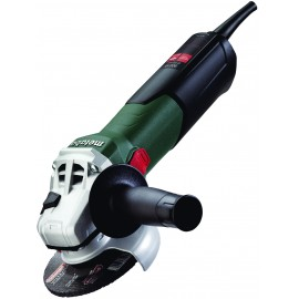 "METABO W9-115 240vAngle grinder - 4.1/2"" (115mm) 900 Watt Single speed Spindle lock"
