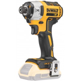 """DEWALT DCF887N 18vImpact driver - 1/4"""" hex drive Body only - No battery, charger or case Variable / reversing Max torque: 205Nm Brushless motor"""