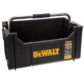 DEWALT DWST1-75654 Tote stacking case 550x336x277mm Part of the TOUGHSYSTEM range