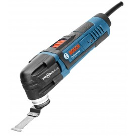 BOSCH GOP 30-28 L-BOXX 240vMulti function tool 300 Watt Variable speed Comes with 20 accessories L-Boxx 136 case