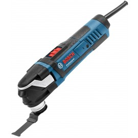 BOSCH GOP 40-30 L-BOXX 110vMulti function tool 400 Watt Variable speed Comes with 15 accessories L-Boxx 136 case