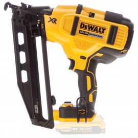DEWALT DCN660N 18vSecond fix nailer Body only - No battery, charger or case Nail size: 32 - 63mm Brushless motor