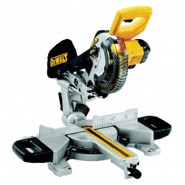 DEWALT DCS365N 18vSlide mitre saw - 184mm blade Body only - No battery, charger or case No load speed: 3750rpm Depth of cut: 50mm