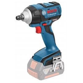"""BOSCH GDS 18 V-EC 250 BODY 18vImpact wrench - 1/2"""" square drive Body only - No battery, charger or case Variable / reversing Max torque: 250Nm Brushless motor"""