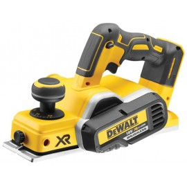 DEWALT DCP580P2 18vPlaner - 82mm blade width 2 x 5.0Ah Li-ion batteries and charger Single speed Depth of cut: 0 - 2mm Brushless motor T-Stak DWST1-71195 case
