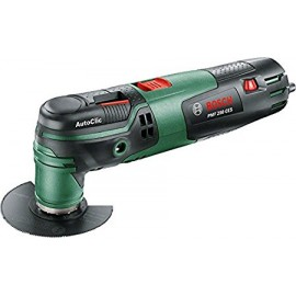 BOSCH GREEN PMF 250 CES SET 240vMulti function tool 250 Watt Variable speed Comes with 15 accessories