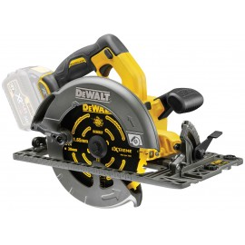 DEWALT DCS576N 54vCircular saw - 190mm blade Body only - No battery, charger or case No load speed: 5800rpm Depth of cut: 61mm Brushless motor