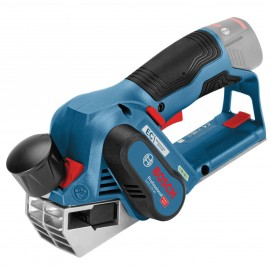 BOSCH GHO 12 V-20 BODY 12vPlaner - 56mm width Body only - No battery, charger or case Single speed Planing depth: 2mm Brushless motor